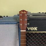 Fender CC-60S Concert Pack V2, All-Mahogany