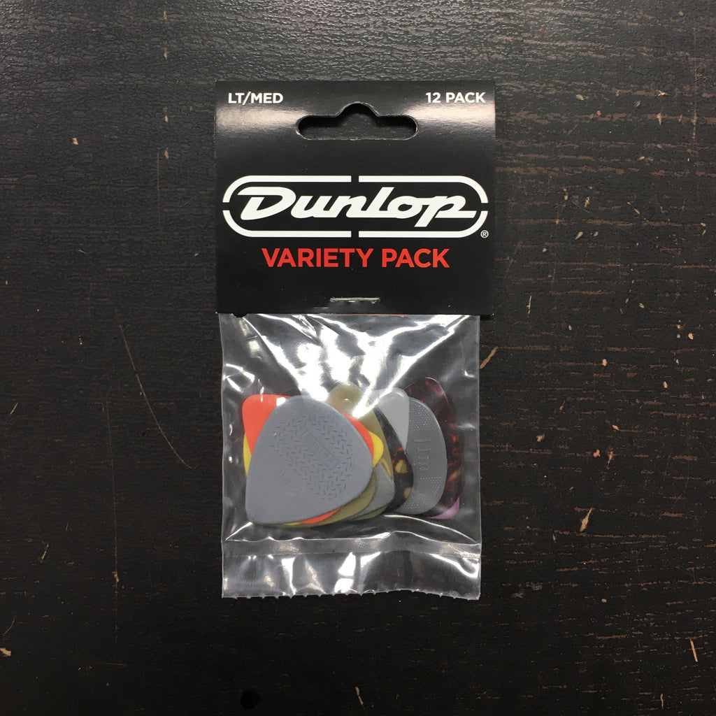 Dunlop Picks Variety Pack Light/Medium