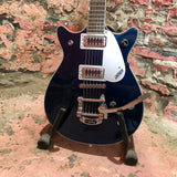 Gretsch G5232T Electromatic Double Jet FT with Bigsby, Midnight Sapphire