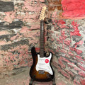 Squier Bullet Strat HT Brown Sunburst