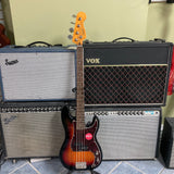 Squier Classic Vibe '60s Precision Bass, 3-Colour Sunburst