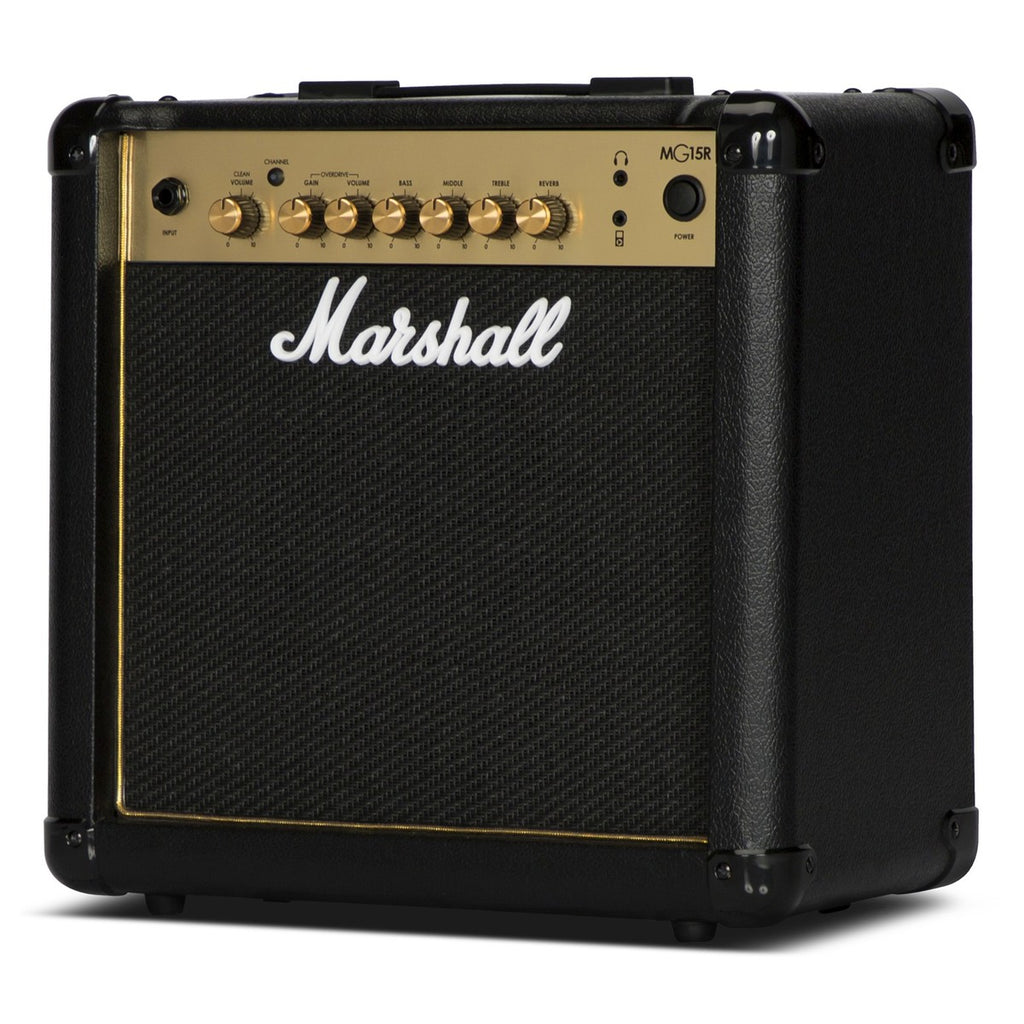 Marshall MG15R 15W Combo Amp with Reverb