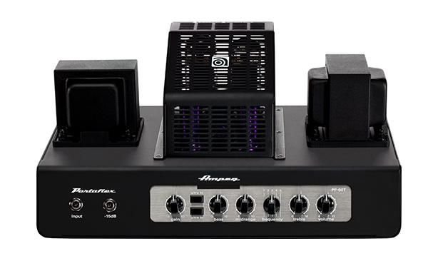 Ampeg  Portaflex 50-watt tube head