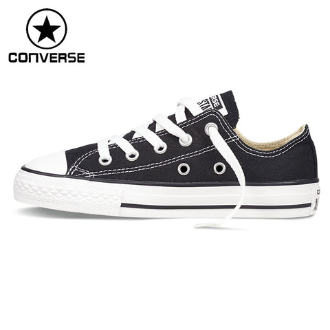 Original New Arrival Converse Classic Kids' Skateboarding Shoes Low top Canvas Shoes Sneakser - Men's Shoe Mall
