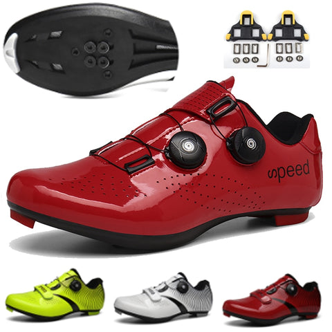 2020 new Road Cycling Shoes Men sneakers Women mountain cycling shoes Self-Locking original Bicycle Shoes outdoor shoes