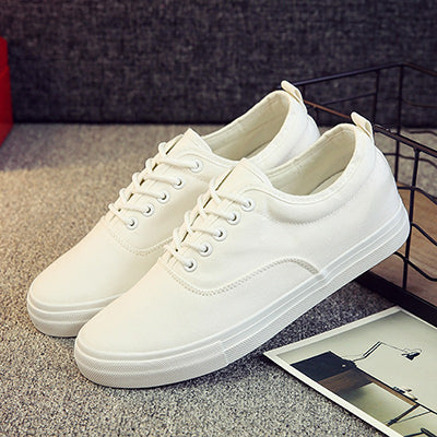New Spring/Summer Men Canvas Shoes
