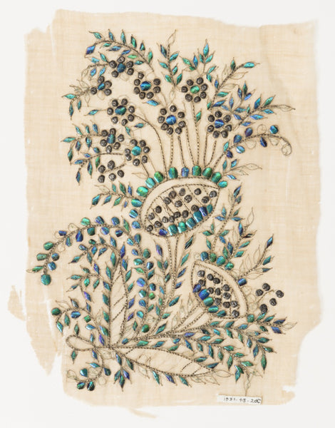 May 18th 2019 11a-3p Goldwork and Beetlewing Embroidery Class