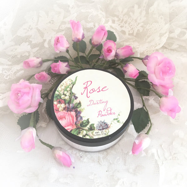 Rose Dusting Powder 25g Large