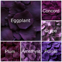 Load image into Gallery viewer, Silk Rose Petals Sample, 12 petal pack