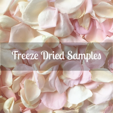 Load image into Gallery viewer, Rose Petals Sample, Freeze Dried