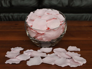 Carnation Silk Rose Petals, 100 petals