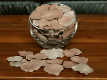 Load image into Gallery viewer, Cocoa Silk Rose Petals, 100 petals