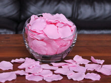 Load image into Gallery viewer, Cotton Candy Silk Rose Petals, Value Pack 1000 Petals
