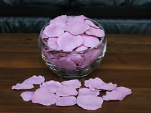 Load image into Gallery viewer, Dusty Rose Silk Rose Petals, 100 petals