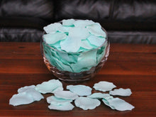 Load image into Gallery viewer, Mint Silk Rose Petals, 100 petals