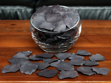Load image into Gallery viewer, Pewter Silk Rose Petals, 100 petals