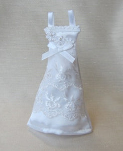 Wedding Dress Favor Pouch