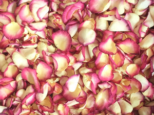 Freeze Dried Rose Petals - Cherry Vanilla