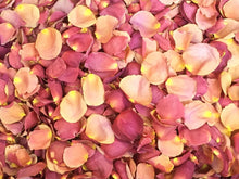 Load image into Gallery viewer, Freeze Dried Rose Petals - Sugarplum