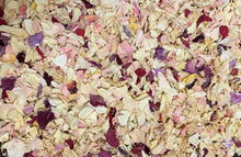Load image into Gallery viewer, Rose Petal Confetti, 1 quart bag