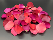 Load image into Gallery viewer, Freeze Dried Rose Petals - Be Mine Blend