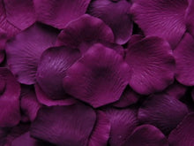 Load image into Gallery viewer, Concord Silk Rose Petals, 100 petals