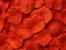 Load image into Gallery viewer, Mandarin Silk Rose Petals, 100 petals