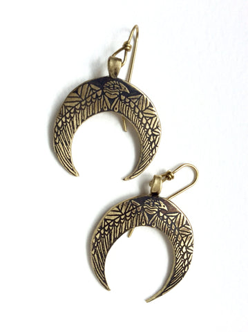 spirit hawk NAJA earrings