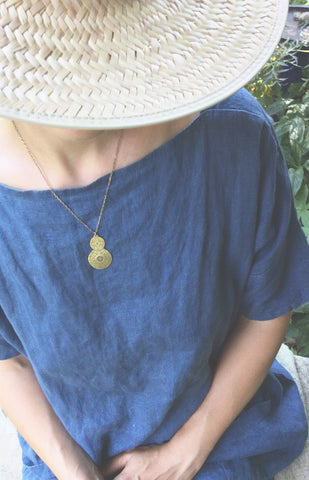 SUNNE pendant necklace