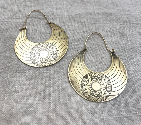 AJNA earrings