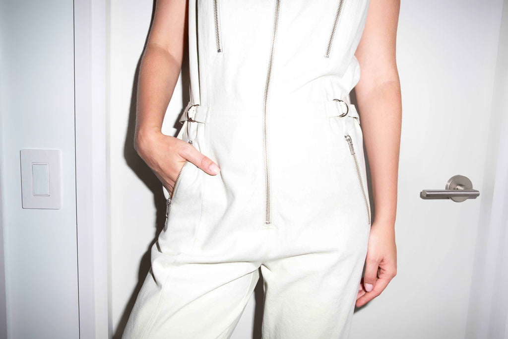 KELLY JUMPSUIT IN PUTTY
