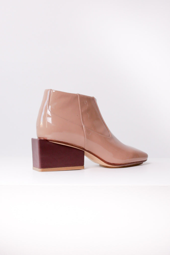 Exclusive Gina Boot in Putty