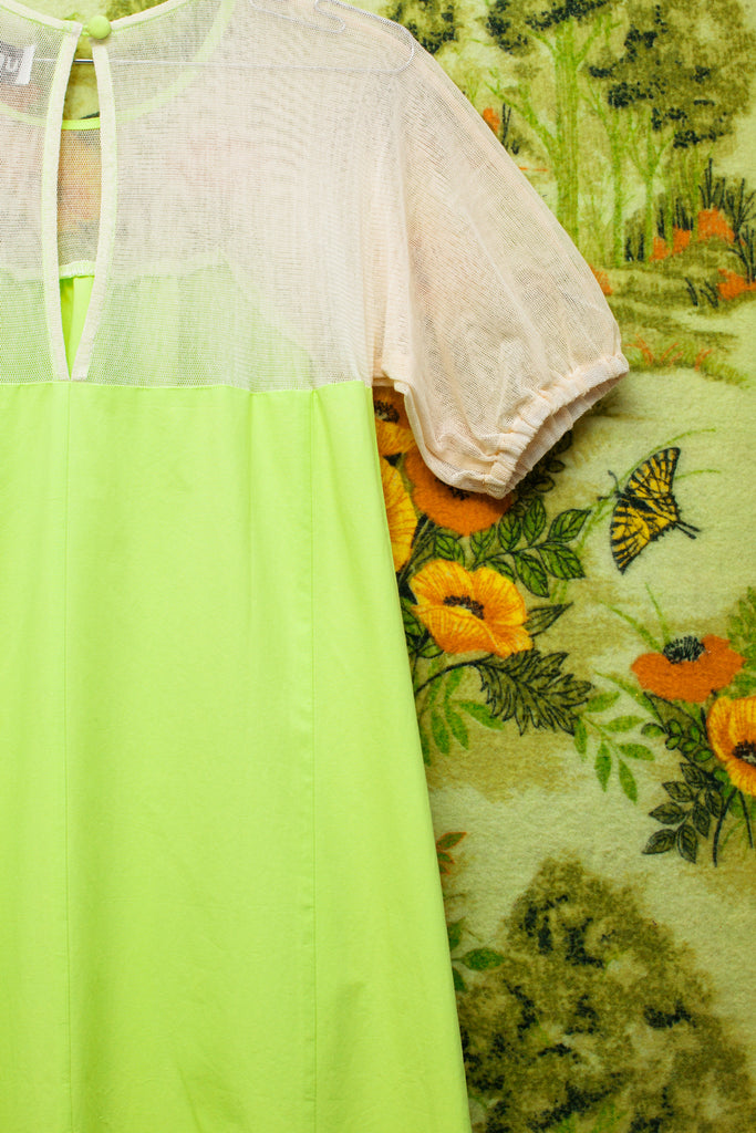 PAREA DRESS IN CITRUS