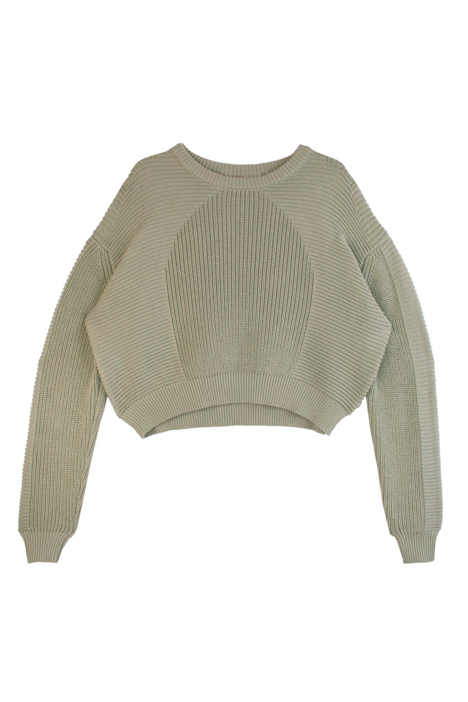 LF Markey Julius Knit Sweater in Mint