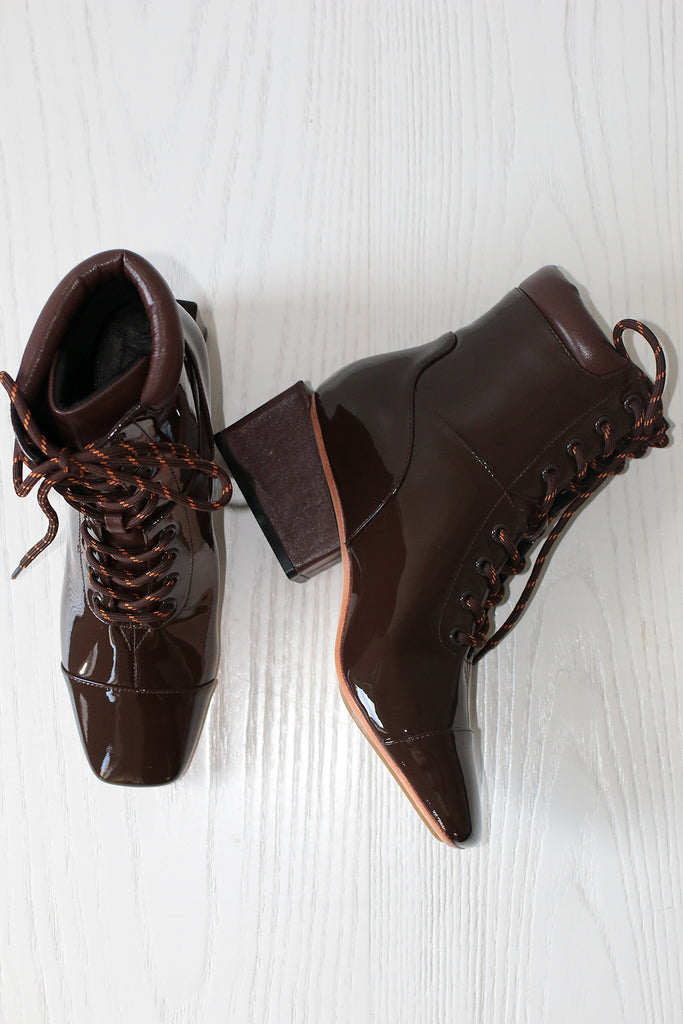 Kyla Lace Up Boot