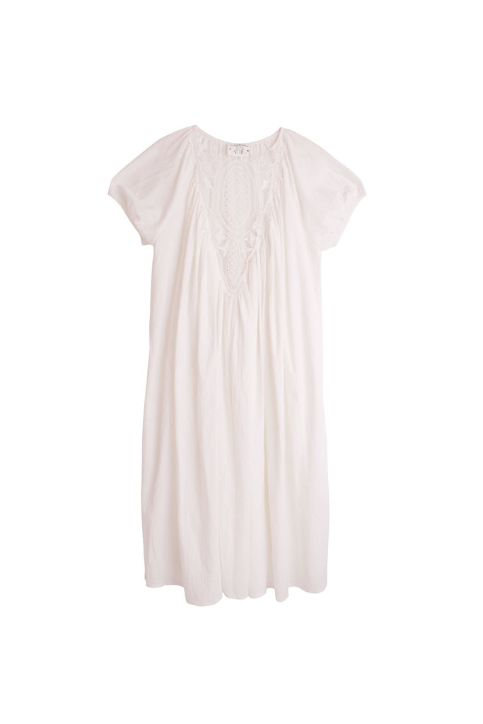Meadows Sweet Pea Dress in White