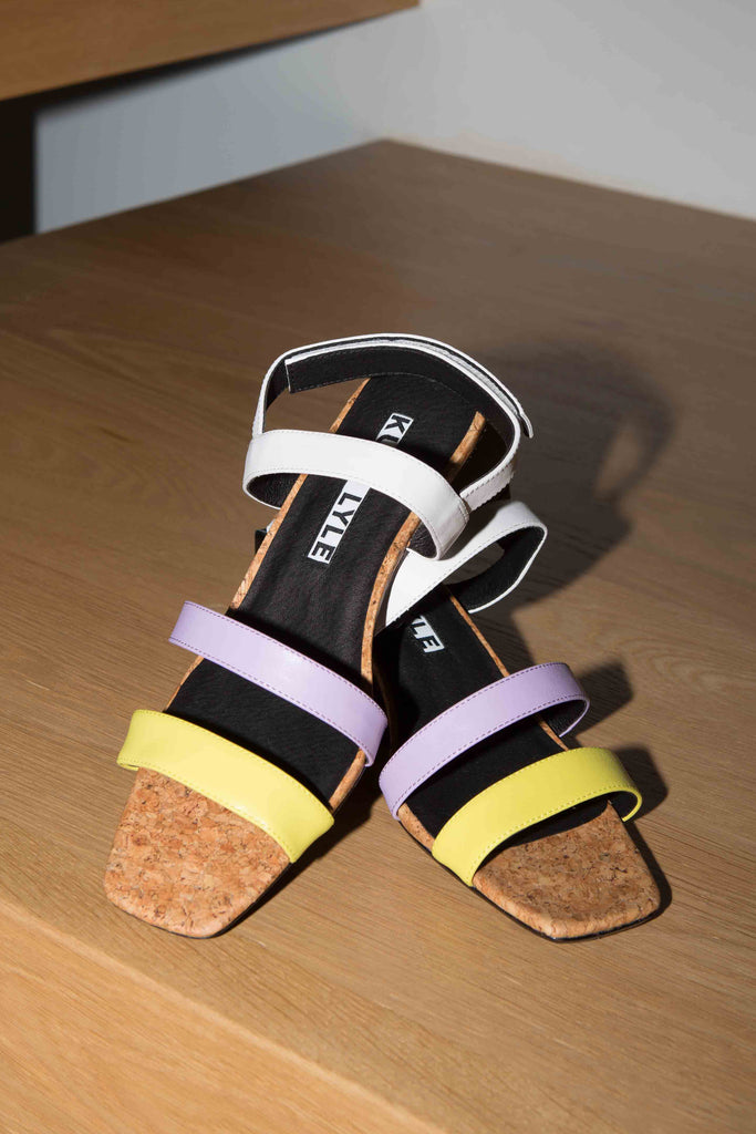 JOSEPHINE SANDAL IN MULTI