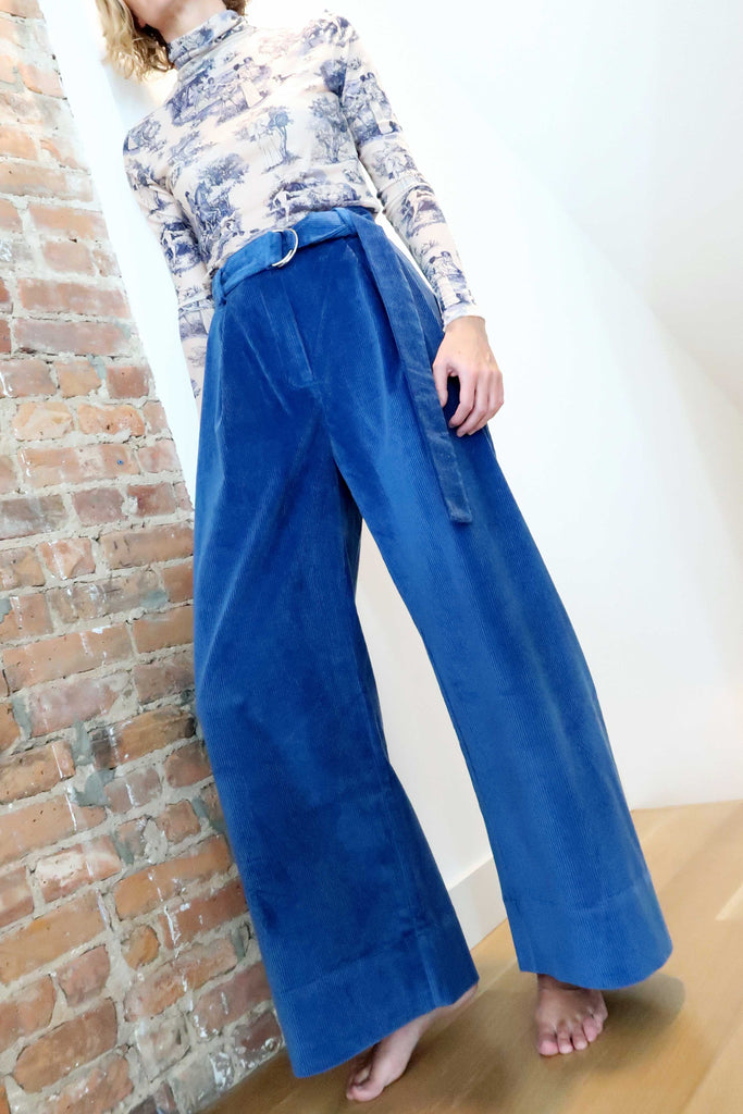 Babe Wide Pant