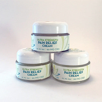Ultra Strength Pain Relief Cream