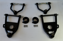 Mustang 2 II IFS Tubular Control Arms Upper And Lower - Source Automotive Engineering