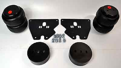 63-87 Chevrolet GMC C10 Bolt-On Front Air Bags and Air Bag Brackets - SAE-Speed