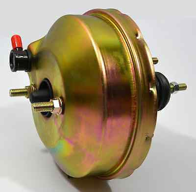 "8"" Single Diaphragm Universal Zinc Brake Booster - Source Automotive Engineering"