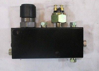 Adjustable Proportioning Valve Distribution Block - Source Automotive Engineering