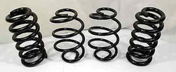"63-72 Chevrolet C10 1/2 Ton Truck Front 2"" Rear 4"" Lowering Coil Springs - Source Automotive Engineering"