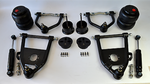 Mustang 2 II IFS Tubular Control Arms Air Bags Upper And Lower Shocks - Source Automotive Engineering