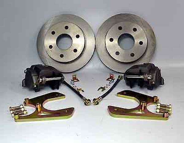 1963-1970 Chevrolet C10 Rear Disc Brake Conversion 6X5.5 W/O E-Brake - Source Automotive Engineering