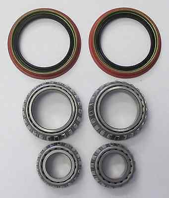 Mustang II Front Wheel Bearing Kit With Seals - SAE-Speed