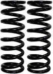 "Coil Over Shocks Replacement Springs 10"" Length Black - SAE-Speed"