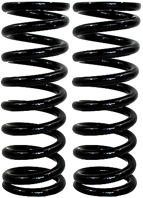"Coil Over Shocks Replacement Springs 10"" Length Black - Source Automotive Engineering"