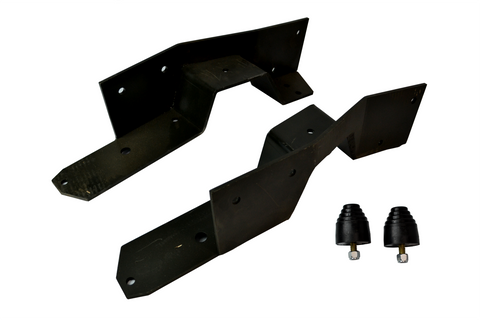 1963-1972 Chevrolet C10 Truck Rear C Notch Kit HD Kit - Source Automotive Engineering